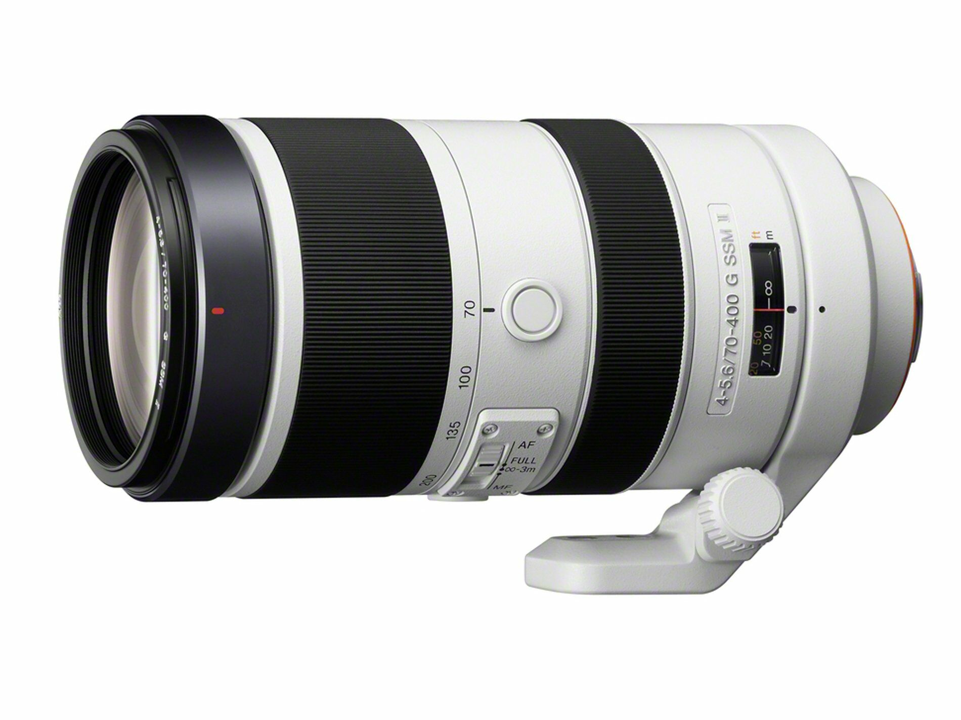 Sony 70-400mm f/4-5,6 G SSM II