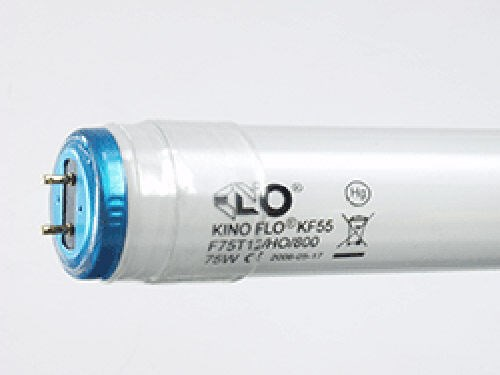 Kino Flo Lysrör 4ft 1200mm 5500K KF55 Safety-Coa