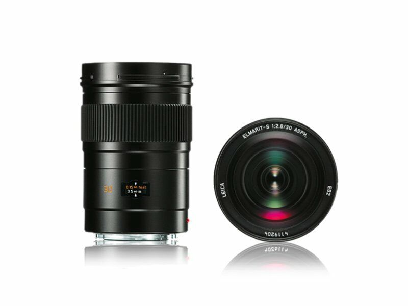 Leica Elmarit-S 30mm f/2,8 ASPH (CS)