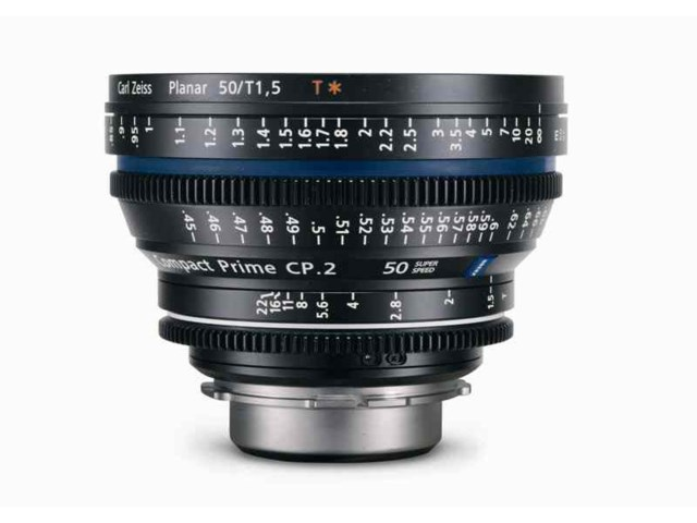Zeiss Compact Prime CP.2 50mm T1.5 Super Speed Sony