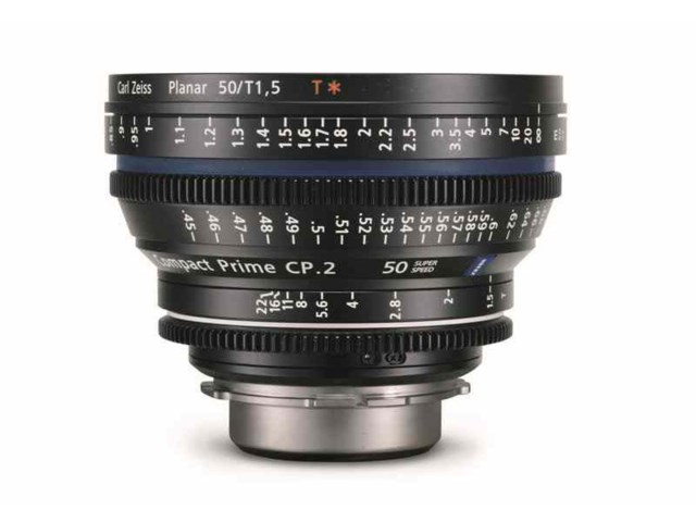 Zeiss Compact Prime CP.2 85mm T1.5 Super Speed Nikon