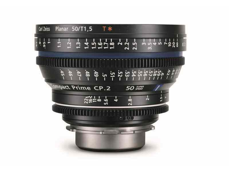 Zeiss Compact Prime CP.2 85mm T1.5 Super Speed Micro