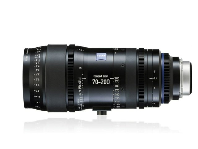 Zeiss Compact Zoom CZ.2 70-200mm T2.9-T22 Canon EF-mount