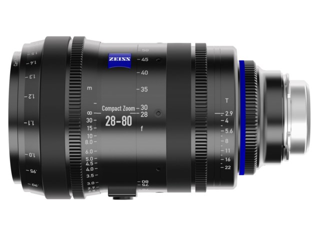 Zeiss Compact Zoom CZ.2 28-80mm T2.9-T22 PL-mount