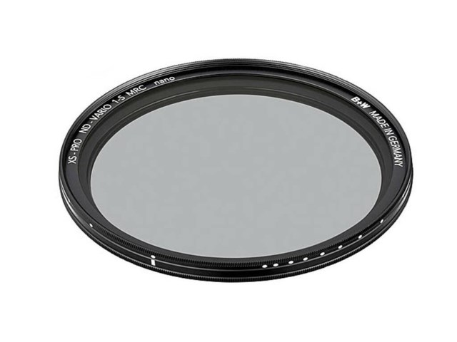 B+W ND-filter variabelt XS-Pro MRC Nano 77 mm