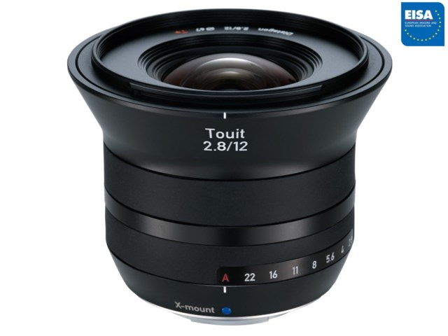 Zeiss Touit 12mm f/2,8 till Fuji X