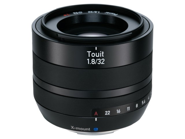 Zeiss Touit 32mm f/1,8 till Fuji X