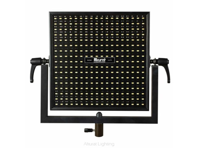 Akurat LED-belysning DL3120 reporter kit, Sony NP-F
