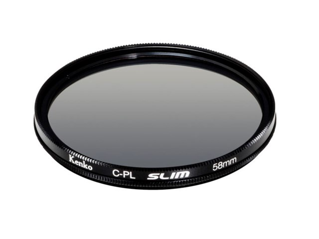 Kenko Polarisationsfilter cirkulärt slim 77mm