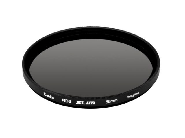 Kenko ND-filter ND8 slim 82mm