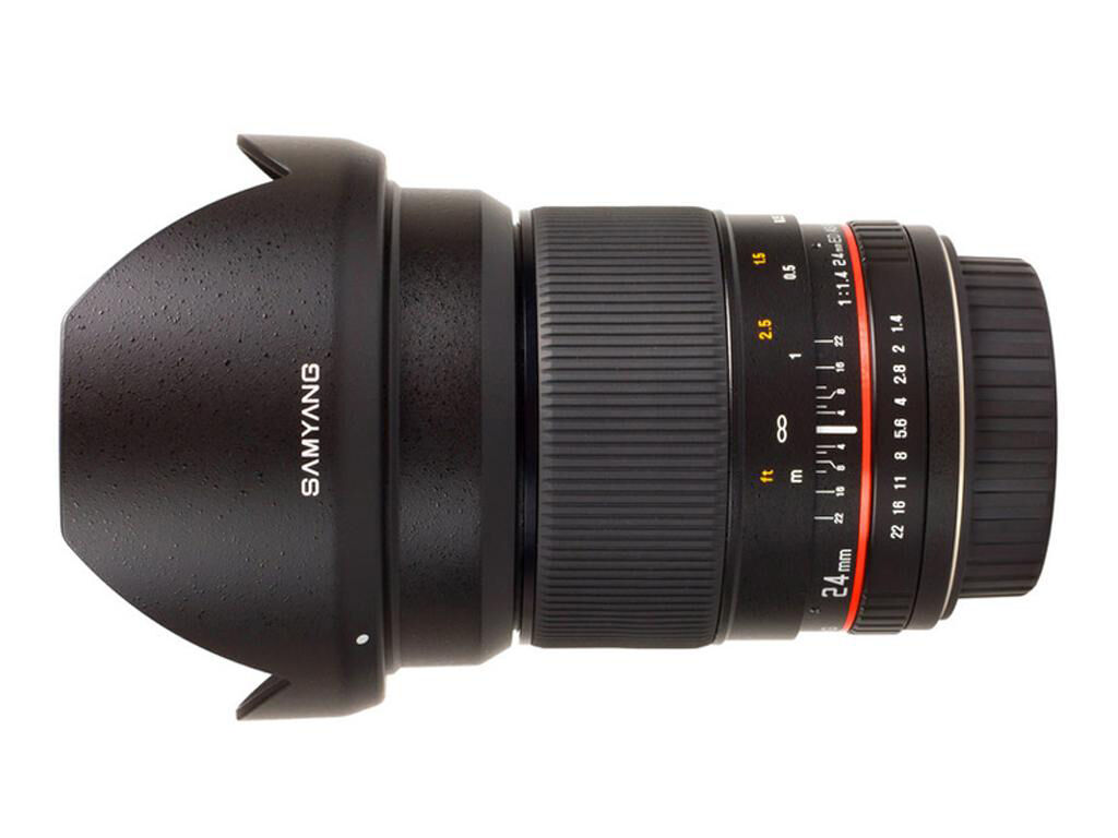 Samyang 24mm f/1,4 ED AS UMC till Sony E