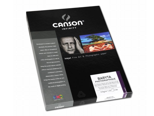 Canson Baryta Photographique A4 310gr 25blad