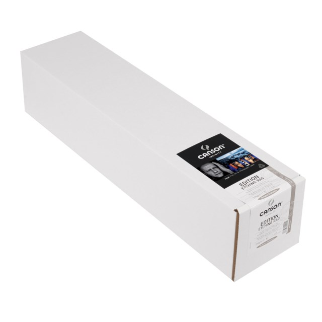 "Canson Edition Etching Rag Rulle 24"" x 15m 310gr"