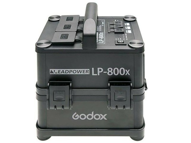 Godox Batteri Li-ion power inverter