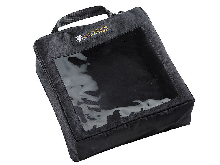 Tether Tools Pro Cable Organization Case 20x20x5cm