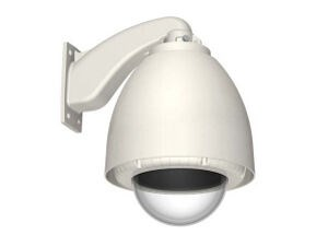 "Canon 7"" Outdoor Wall Mount Dome with Sunshield, A-ODW7C"