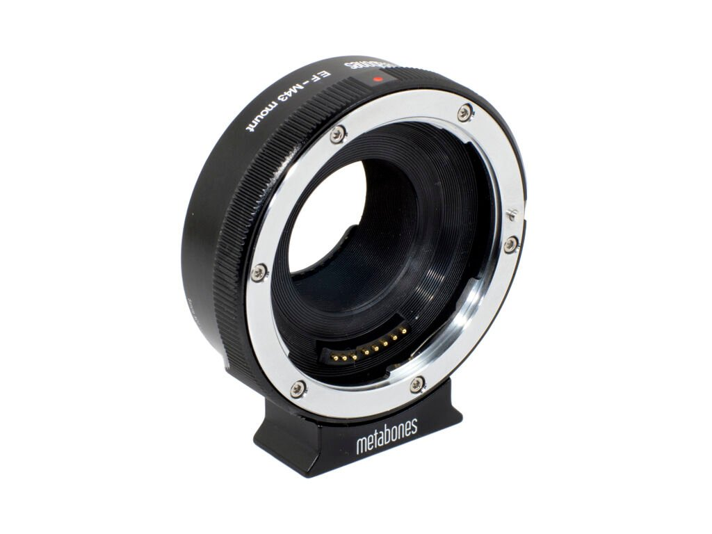 Metabones Canon EF till Micro 4/3 T Smart adapter
