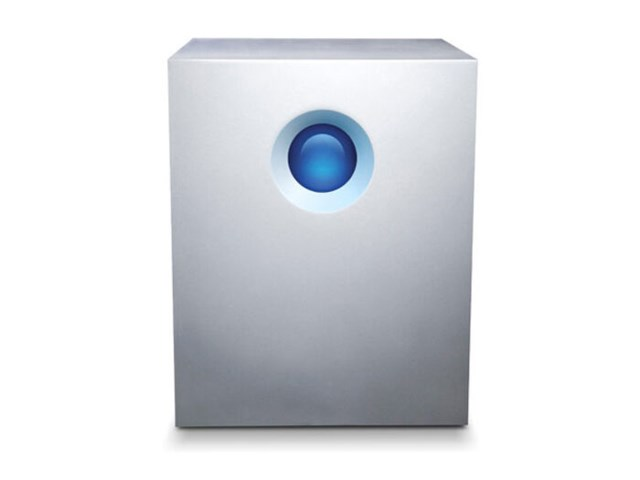 LaCie 5big Thunderbolt 2 30TB