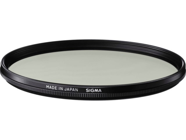 Sigma Filter WR Polarisation cirkulärt 82mm