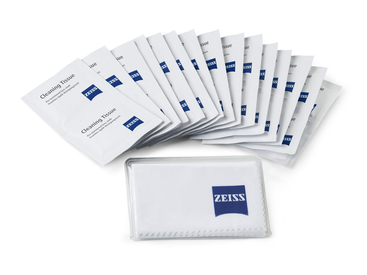 Zeiss Rengöring Lens cleaning wipes