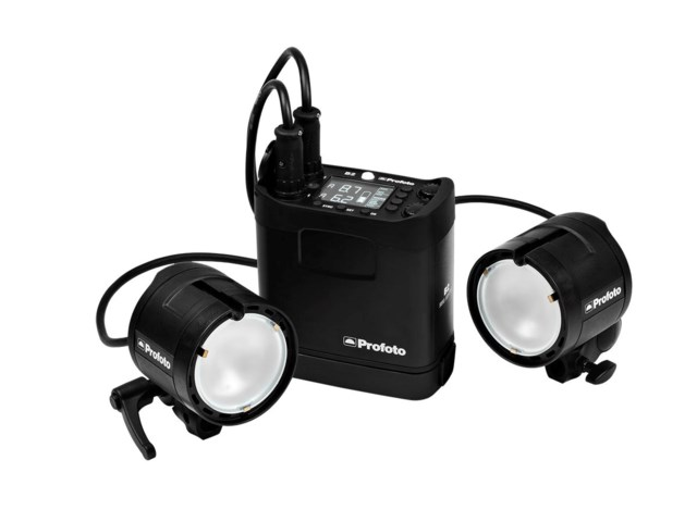 Profoto Batteriblixtpaket B2 250 AirTTL location kit