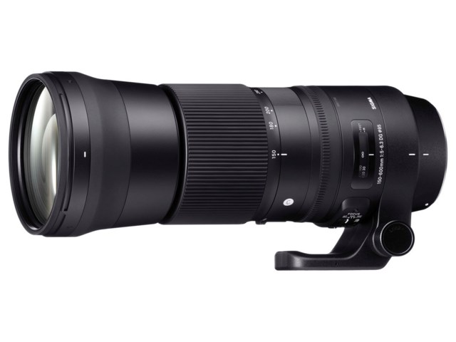 Sigma 150-600mm f/5-6,3 DG OS HSM Contemporary till Canon