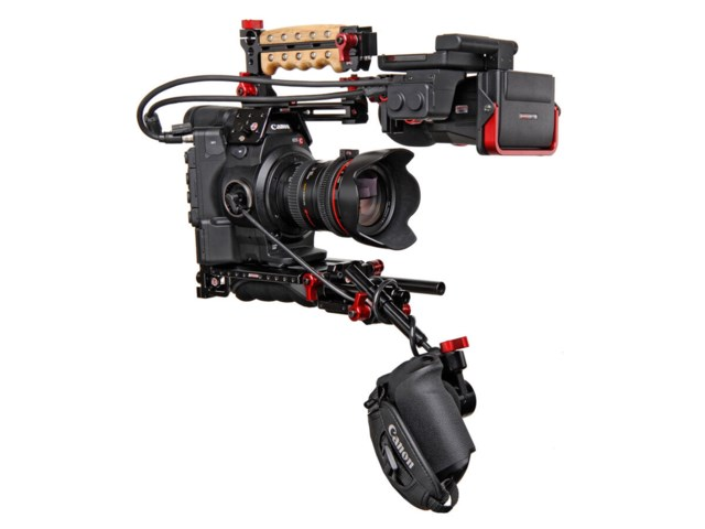 Zacuto C300 Z-finder recoil, Z-C300ZR