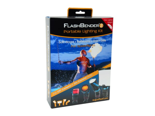 Rogue FlashBender 2 portable ligthing kit