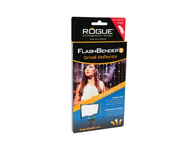 Rogue FlashBender 2 small reflector