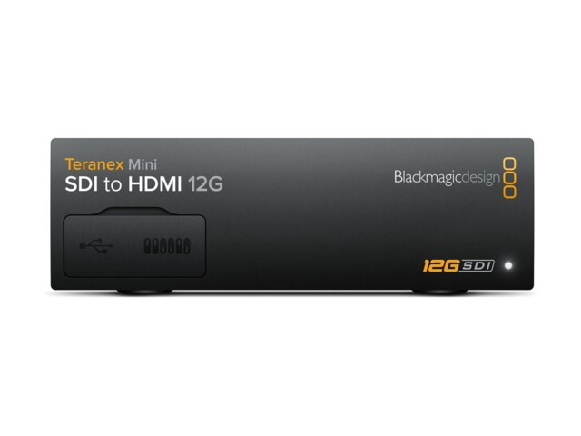 Blackmagic Design Teranex mini - SDI till HDMI 12G