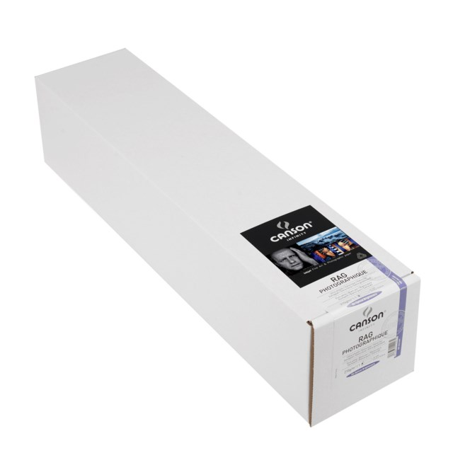 "Canson Rag Photographique Rulle 24"" x 15,2m 210gr"