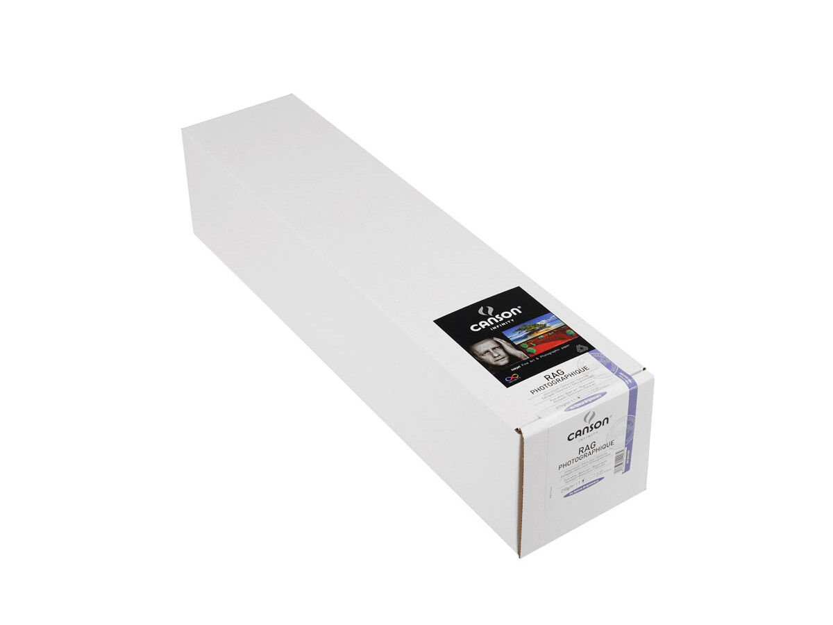 "Canson Rag Photographique Rulle 17"" x 15,2m 310gr"