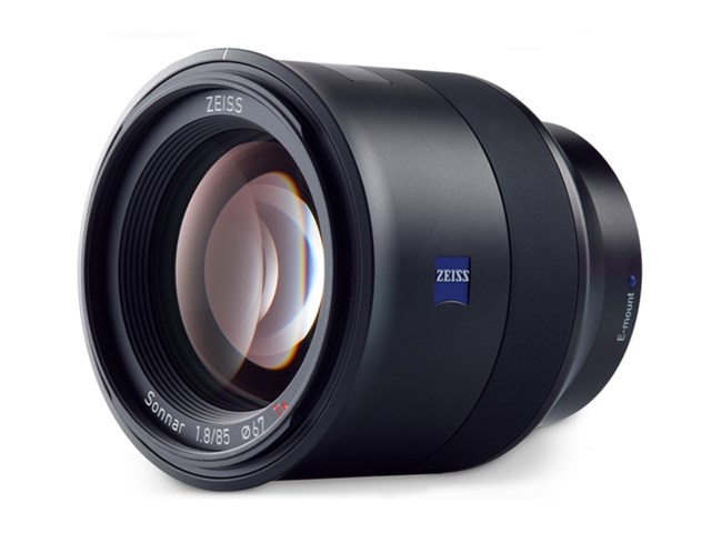 Zeiss Batis 85mm f/1,8 till Sony FE