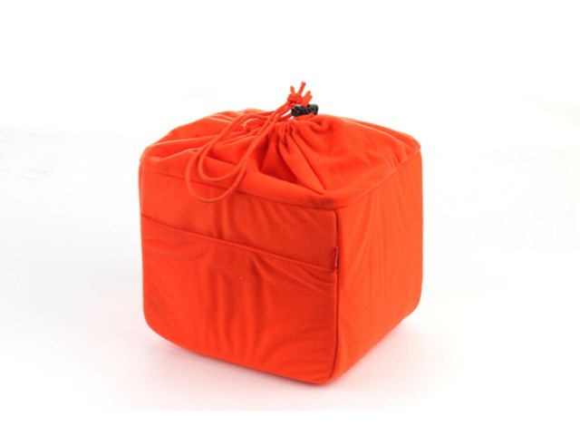 Matin Väska Neo deluxe cushion partition NDCP-50 orange