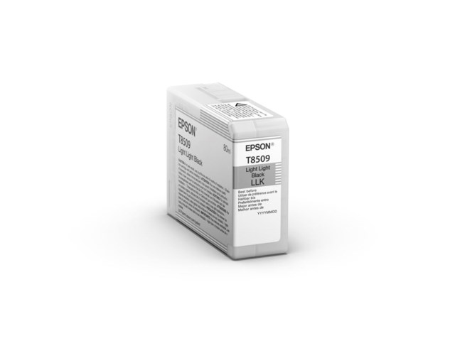 Epson Bläckpatron Ultrachrome HD ljus ljus svart 80ml