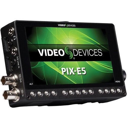 Sound Devices Video Devices PIX-E5