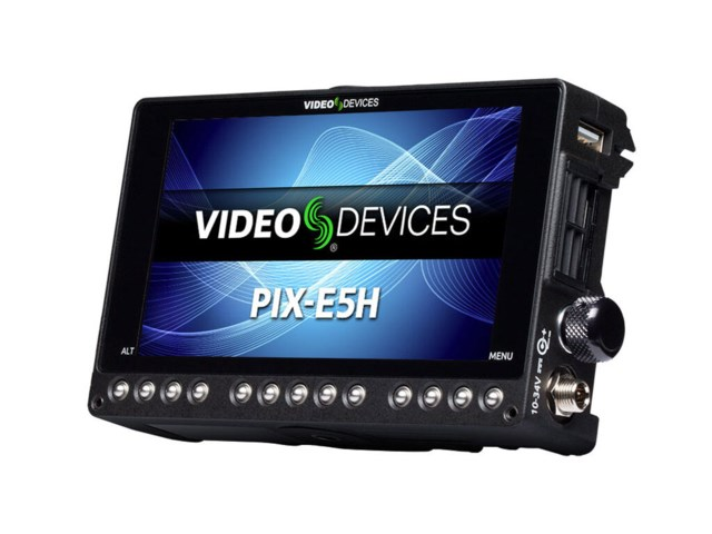 Sound Devices Video Devices PIX-E5H