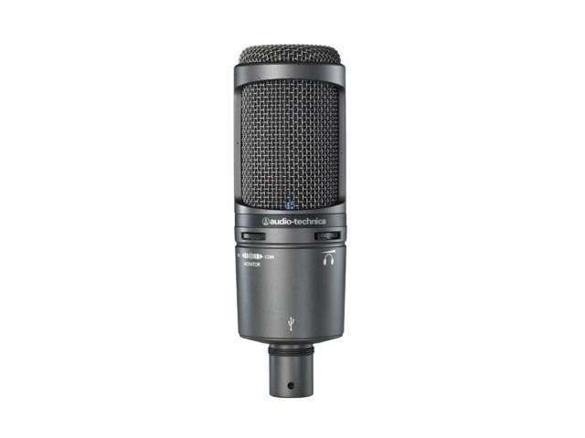 Audio Technica Mikrofon AT2020 USB+