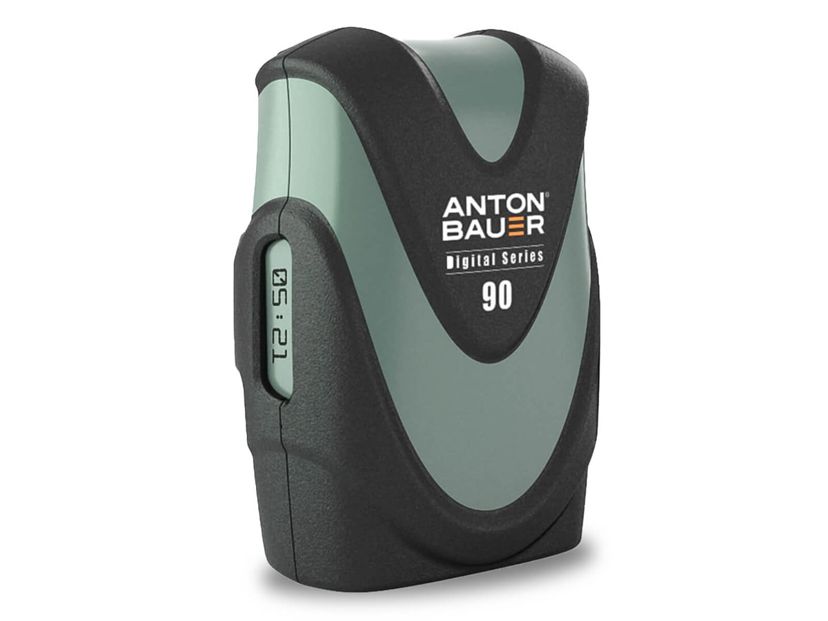 AntonBauer Digital G90 Battery Gold Mount