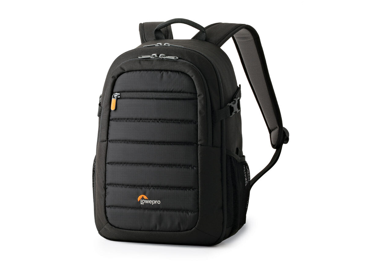 Kameraryggsäck Tahoe BP 150 svart