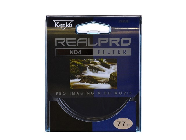 Kenko ND-filter ND4 Realpro 52 mm