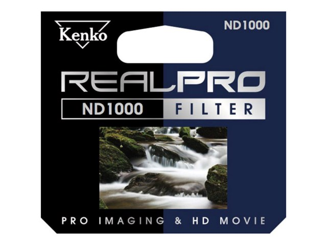 Kenko ND-filter ND1000 Realpro 77 mm