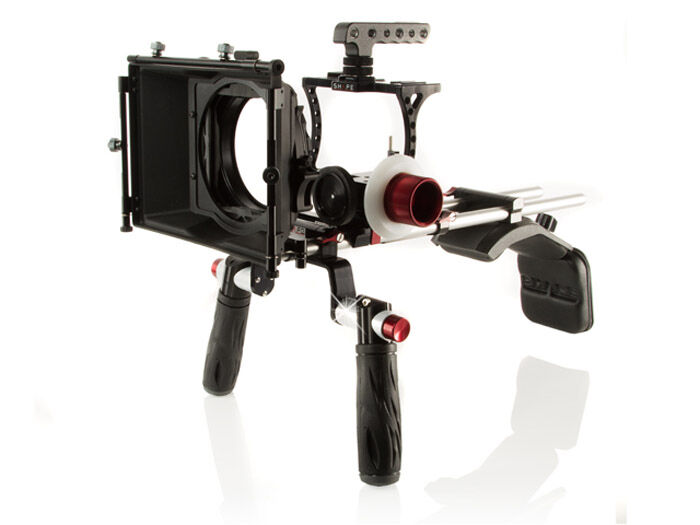 Shape Shoulder mount kit till Sony A7S/A7S II