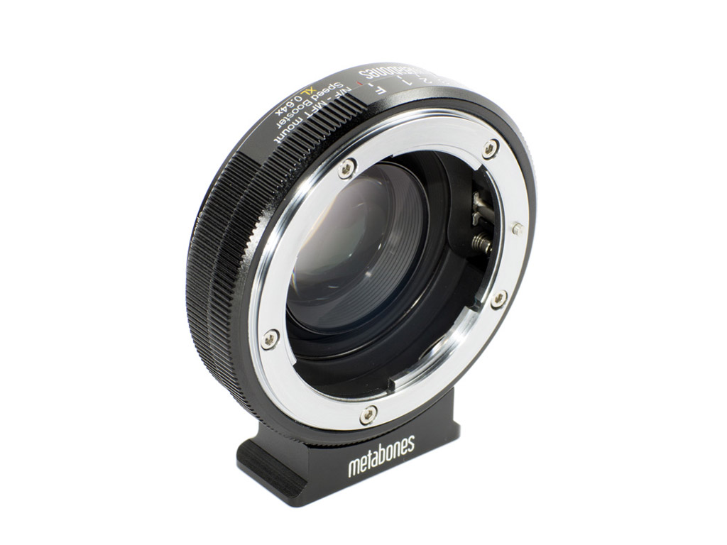 Metabones Nikon G till Micro 4/3 Speed Booster XL 0,64x