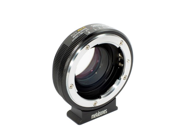 Metabones Nikon G till Micro 4/3 Speed Booster Ultra 0,71x