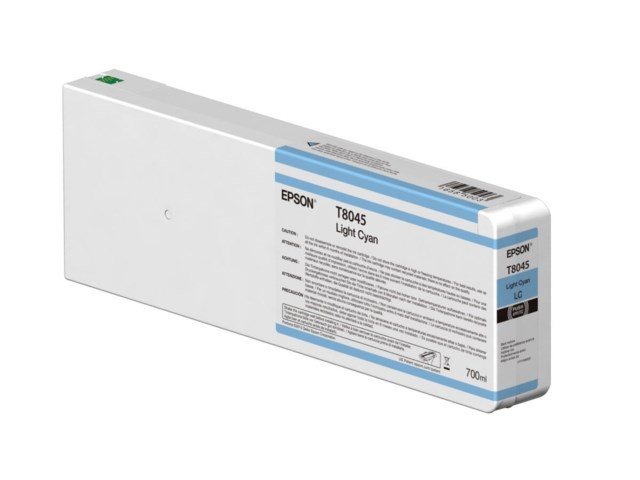 Epson Bläckpatron Ultrachrome HDX/HD ljus cyan 700 ml