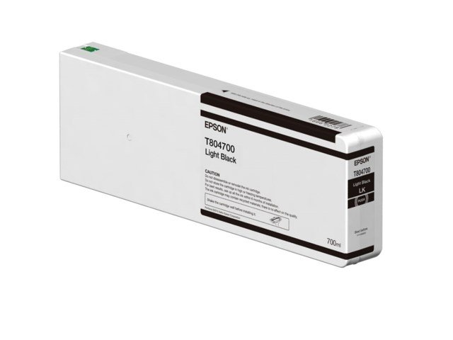Epson Bläckpatron Ultrachrome HDX/HD ljus svart 700ml