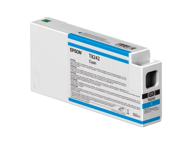 Epson Bläckpatron Ultrachrome HDX/HD cyan T8242