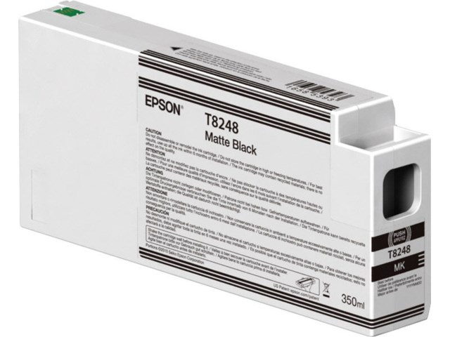 Epson Bläckpatron Ultrachrome HDX/HD matt svart 350 ml