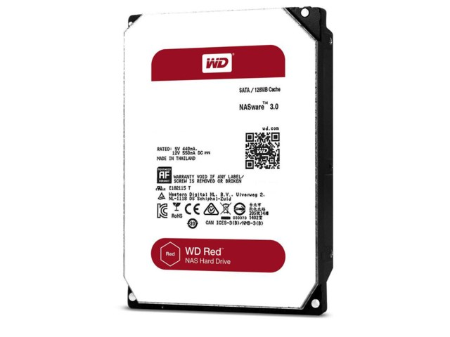 Western Digital HD 4TB RED - WD40EFRX